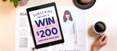 Cargo Crew | The Modern Uniform | Subscribe to Win