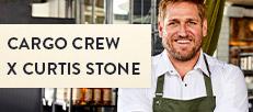 Cargo Crew x Curtis Stone